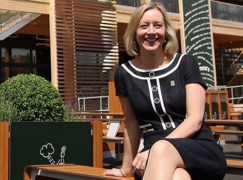 Jill McDonald Ousted By M&S